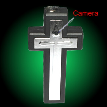Holly Cross video camera
